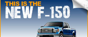 John Potter Designs F-150 Flash Banner Ad